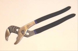 Fig - 5 Gland / Waterpump pliers