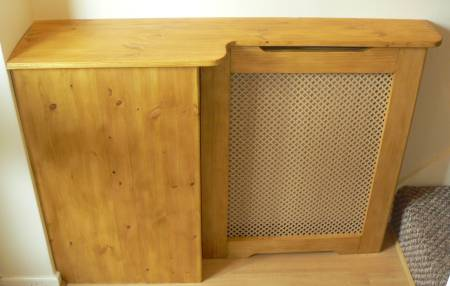 RAD COVER building your own radiator cover or cabinet dave's diy tips build fuse box cabinet at crackthecode.co