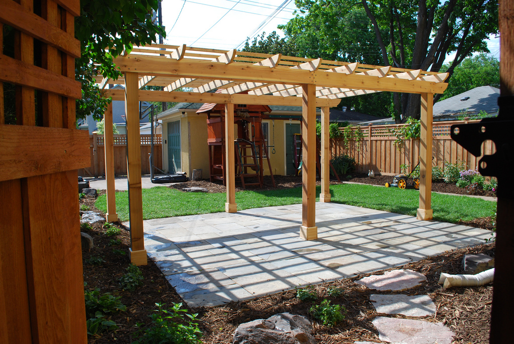 Thinking Of Adding A Beautiful Pergola To Your Garden Read This